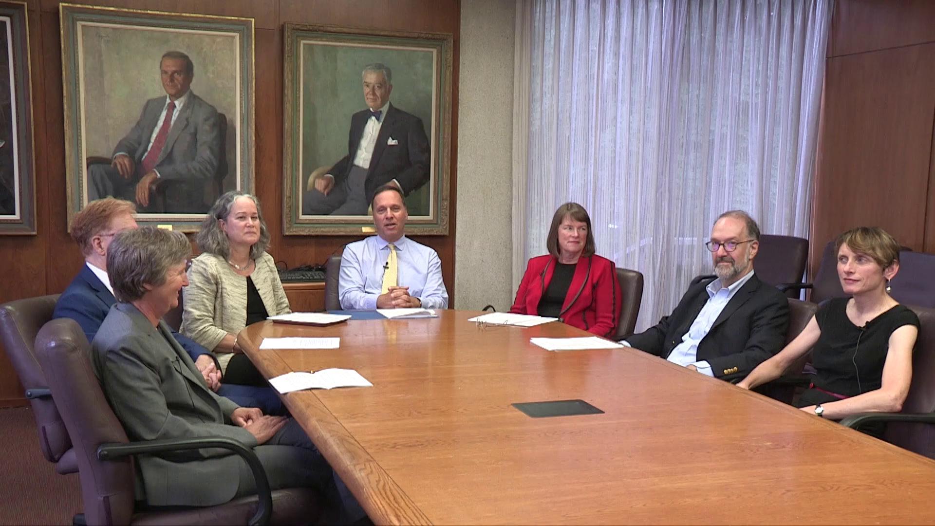 Trustees: Faculty Leadership